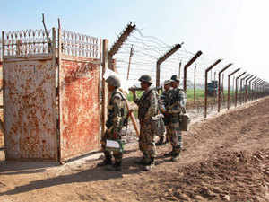 "(Representative image) Government is mulling a proposal to ""thin out"" presence of BSF personnel on LoC in Jammu and Kashmir and deploy them along the International Border (IB)."