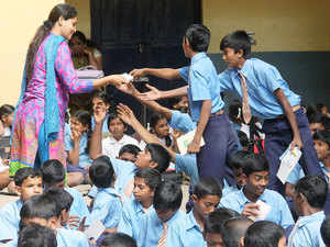 NITI Aayog has suggested extension of the Right to Education (RTE) Act to pre-primary levels and grade-wise minimum learning goals for class one to eight under the law.