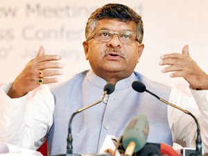 Telecom Minister Ravi Shankar Prasad had told Parliament that the government is committed to free, fair and a democratic Internet.