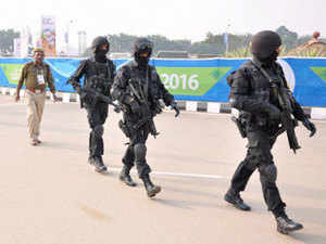 (Representative image)Gujarat government has allotted land near Gandhinagar to set up a regional hub of National Security Guard (NSG).