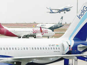 A senior official at DGCA today said 14,869 departure flights are to be operated every week by the local carriers during this year's summer schedule.