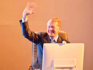 """Backing India's decision to move WTO on the visa issue, Cisco Chairman John Chambers said elections are an """"emotional"""" time for the US."""