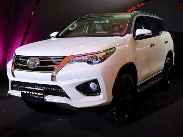 2016 Toyota Fortuner Trd Sportivo Six Things To Know
