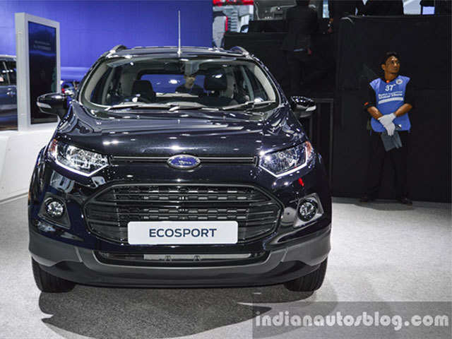 Ford Ecosport Black Edition Unveiled Key Things To Know