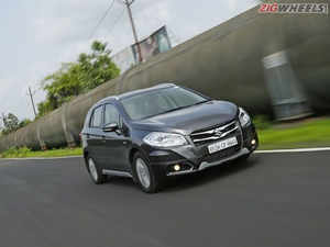 And according to Maruti, the S-Cross has sold over 21,500 units in the past seven months, which is a good number considering that it faces stiff competition from the Hyundai Creta.