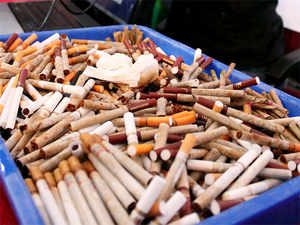 In case of bidi smokers, as many as 62 per cent notice health warnings on the packs and 29 per cent think of quitting due to the warning.