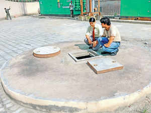 NGT had recently slapped a fine of Rs 5 lakh on a real estate developer here after it was found that the rainwater harvesting system in its property was not functional.