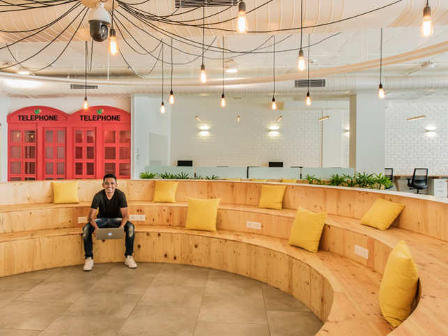 Lookup upgrades its office with flexible open workspaces the