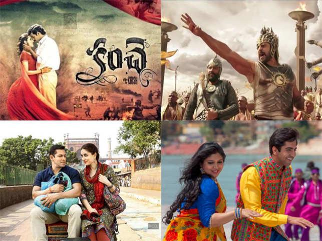 Amitabh Bachchan, Kangana Ranaut, and the teams of 'Baahubali' & 'Dum Laga ke Haisha' were among the top winners.