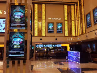 With Playhouse, PVR has created a new format where a special auditorium has been designed as an exclusive fun and entertainment destination for children.