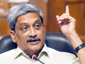 """Parrikar today admitted the pace of negotiation with France for 36 Rafale jets was """"not enough"""" but hoped it will be concluded """"very soon""""."""