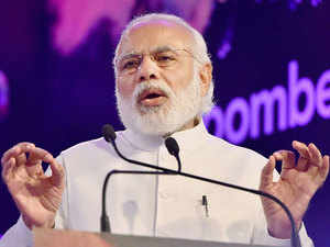 """PM Narendra Modi today stressed that the government as well as RBI is taking """"tough action"""" to recover loans from corporate defaulters."""
