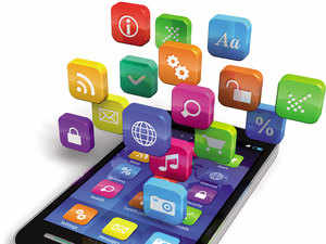 Apps are jostling for limited screen space — the average user has no more than 15-20 apps and most of them come embedded on the smartphone.
