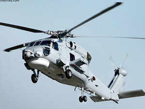In December 2014, Indian Navy had selected Sikorsky to provide 16 multi-role naval helicopters. But, since then the deal has been stuck over price negotiations.