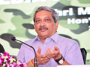 The defence minister said that although there is no war-like situation, the ministry spends Rs 3,41,000 crore on the maintenance of the defence forces.