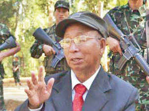 A tribunal set up by the central government has upheld the ban on Nagaland-based organisation NSCN (K) for five years.