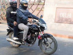 (Representative image) Delhi's transport department has agreed to register new models of two-wheelers compliant with Bharat Stage (BS)-III emission norms launched in the capital prior to April 1.