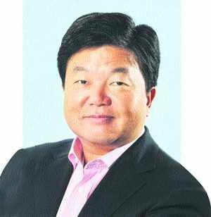 Eric Kim, Senior VP & GM, Intel Corp's Digital Home Group