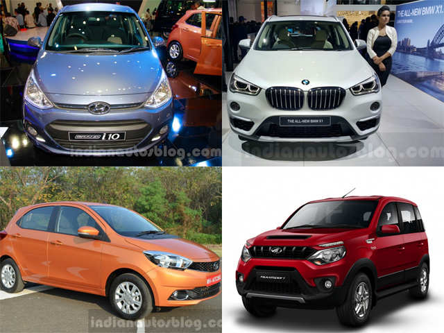 List Of New Car And Bike Launches In April 2016 List Of New Car