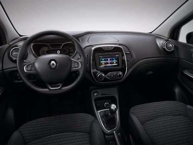 MEDIA NAV system - India-bound Renault Kaptur: 6 things to
