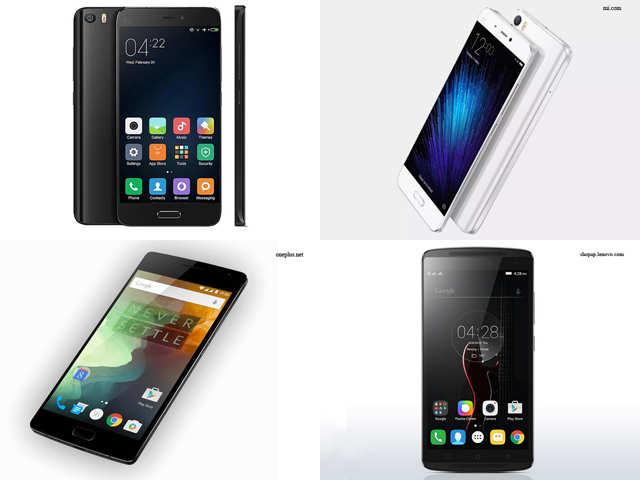 Comparison: Xiaomi Mi 5 vs OnePlus 2 and Lenovo K4 Note - Xiaomi Mi