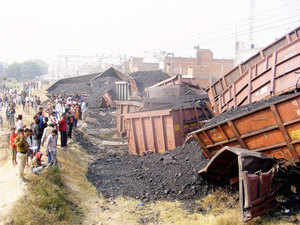 State-owned Coal India has achieved an 8.5 per cent growth rate in production at 536 million tonnes in 2015-16, but missed the output target of 550 million tonnes for the just-concluded financial year.
