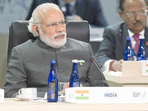 Prime Minister Narendra Modi has said it was time for the international community to forget the notion that terrorism was someone else's problem.