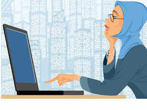 Over the last five years, female participation in Saudi's workforce has increased, as the ruling monarchy has actively eased restrictions.