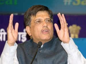 Power Minister Piyush Goyal has said that the government plans to achieve 20,000 MW of solar production by 2017.