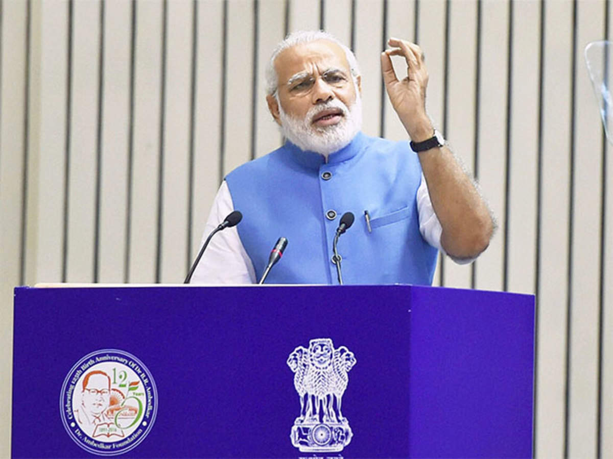 PM Narendra Modi to launch scheme for loans to SC/STs, women on