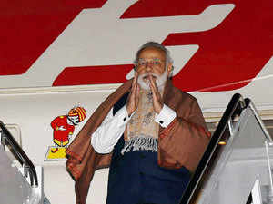 Air India isn't the most complimented airline in the world. But recently, it got a thumbs up from Prime Minister Narendra Modi.