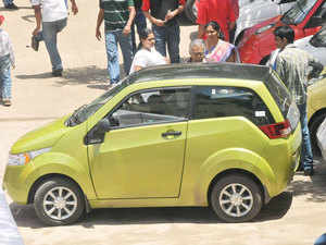 Mahindra Reva is set to launch its E2O electric car in the UK over the coming fortnight, and is exploring the possibility of entering the Netherlands, Norway.