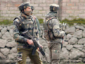 (Representative image) Security forces launched a search operation in a village in north Kashmir's Kupwara district following a brief exchange of fire with militants.