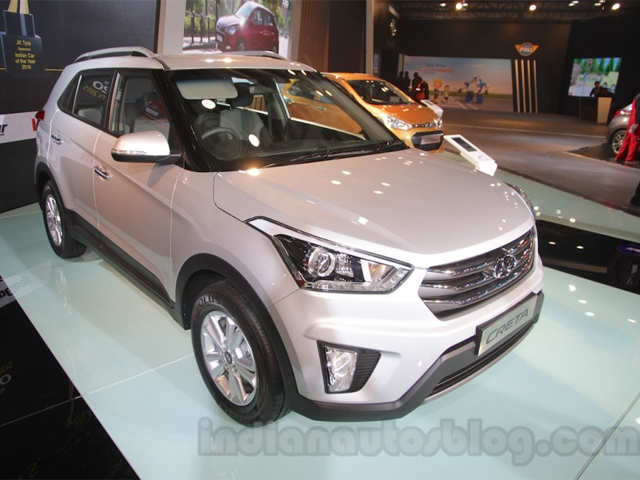List Of Affordable Compact Suvs With An Automatic Gearbox In