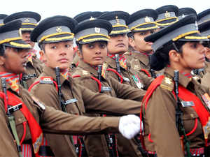 In pic: (Unrelated) Women soldiers march during the Army Day parade at Delhi Cantt in New Delhi