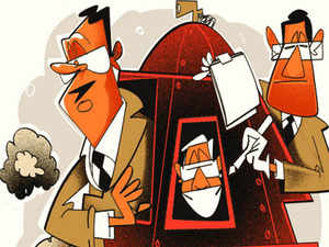 The government is considering an innovative proposal under which 50% of increased salary of higher-income government staff under the Seventh Pay Commission will be compulsorily invested in bank capitalisation bonds.
