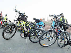 The community is marginalised on the city's roads due to a lack of dedicated infrastructure and the insensitivity of the motorist towards cyclists.