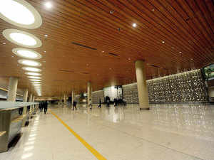 Office space provider Regus is opening a business centre at Mumbai airport's terminal T2. The 'Regus Express' centre will be the company's first workplace facility.