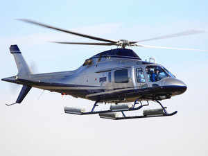 The contract for buying VVIP helicopters from Italian company Finmeccanica, signed in 2010, involved payoffs to Indian officials, an Italian appeals court has ruled. In pic: AW119Kx