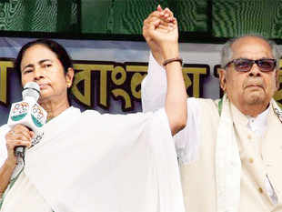 Prime Minister Narendra Modi had been referring to Narada issue while addressing election rallies in Bengal and raised questions why Mamata Banerjee remained silent on the issue.