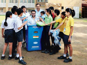 "Pom Pom is growing with kids, especially because it's an environment-friendly initiative and helps in inculcating good habits at a younger age,"" explains Sethi."
