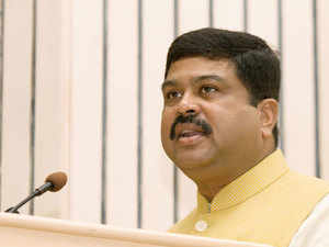 Oil Minister Dharmendra Pradhan, who is in Iran with a delegation of industry executives for two days, discussed with his counterpart several outstanding issues related to the energy sector.