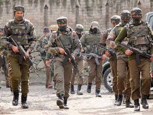 The ceasefire violation comes after nearly seven months as last such incident took place on September 18, 2015 in the Balakote sector of Poonch district.