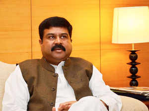 """Pradhan addressing a joint press conference on Saturday with his Iranian counterpart said, """"Iran and India's energy ties are no longer limited to crude oil imports."""""""