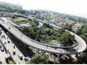 Then there are older plans such as the steel bridge from Minerva Circle to Town Hall at a cost of Rs 134 crore and a similar one at Shivananda Circle.