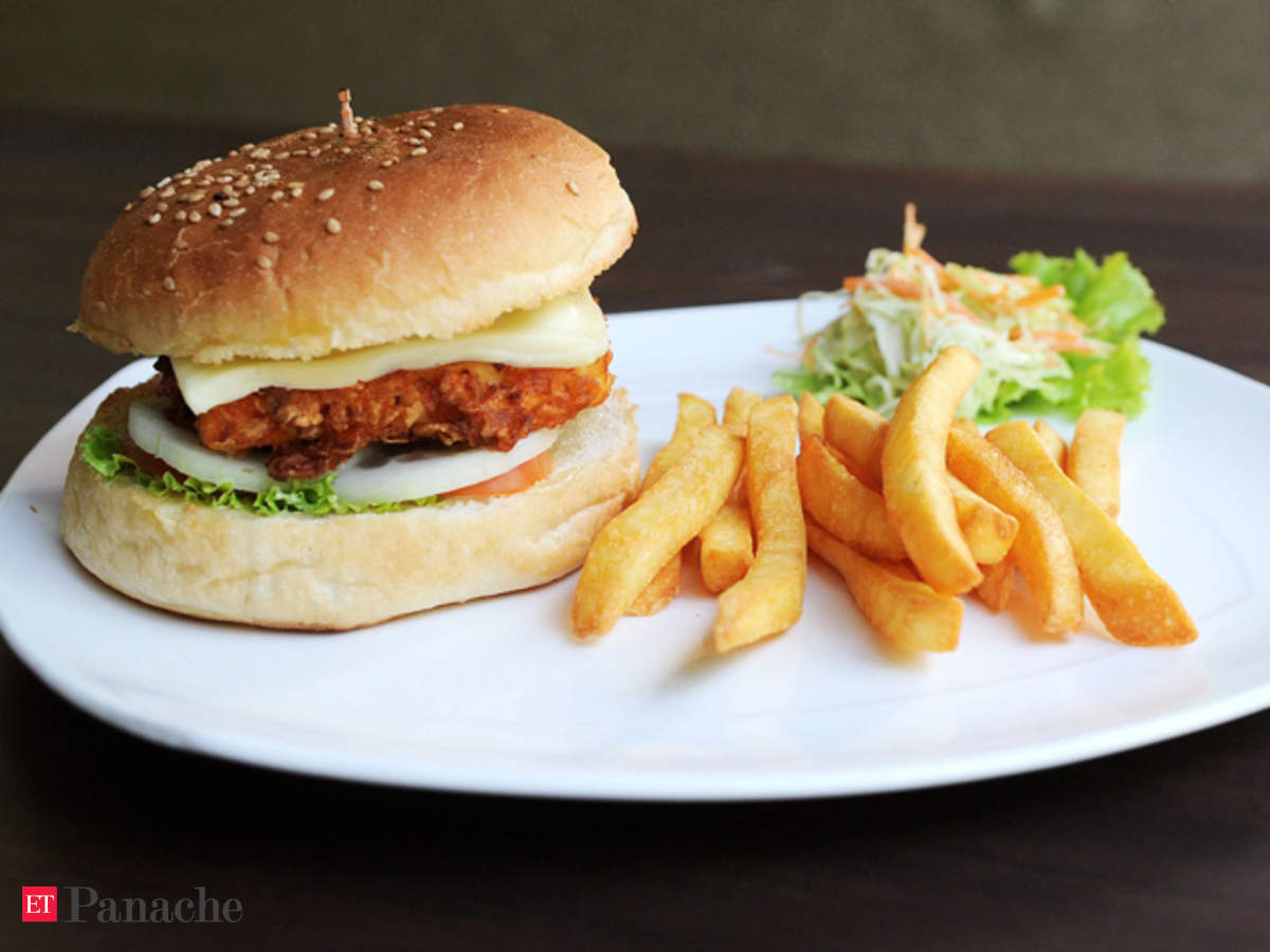 Panche Per Fast Food.Those Who Eat Fast Food Have More Industrial Chemicals In Their