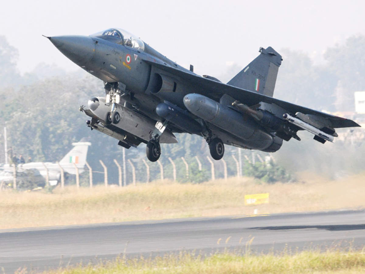 HAL in talks with Swedish firm Saab for upgraded LCA Tejas