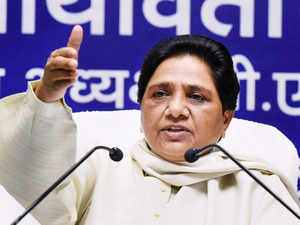 BSP chief Mayawati has accused the BJP and Congress of attempting to appropriate the legacy of BR Ambedkar to win over Dalit votes.