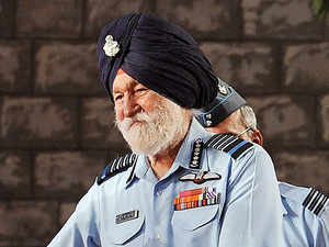 In a first, Panagarh airbase was today renamed as Air Force Station Arjan Singh after the former Indian Air Force chief.