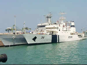 Three Indian naval ships are currently on a three-day visit to Sri Lanka as part of their spring overseas deployment.  Representative Image.